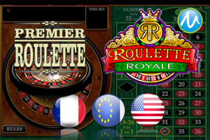microgaming real money roulette