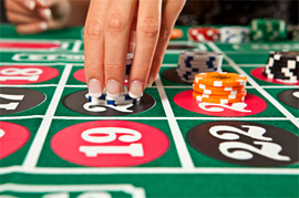 american roulette bets